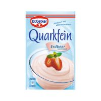 Dr.Oetker Quarkfein Erdbeer
