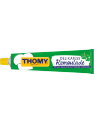 Thomy Remoulade, Tube
