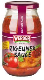 Werder Zigeuner Sauce, 500g