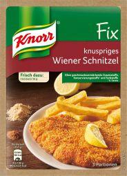 Knorr Fix Knuspriges Wiener Schnitzel