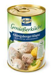 Keunecke 4 Königsberger Klopse