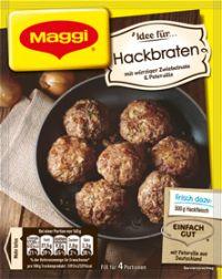 Maggi Fix Hackbraten