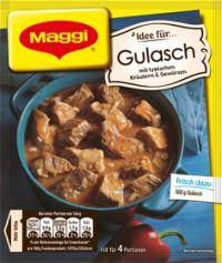 Maggi Fix Gulasch