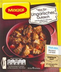 Maggi Fix Ungarisches Gulasch