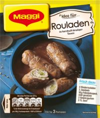 Maggi Fix Rouladen