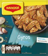 Maggi Fix Gyros