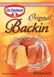 Dr. Oetker original Backin,