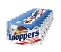 Knoppers, Best Before Date 24.05.21