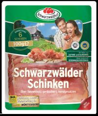 Schwarzwälder Schinken prepacked, 100g