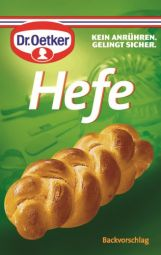 Dr Oetker Hefe