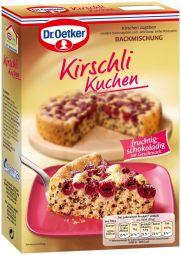 Dr. Oetker Kirschli-Kuchen