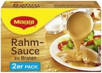 Maggi Rahm-Sauce, 2er Pack