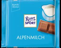Ritter Sport Alpenmilch