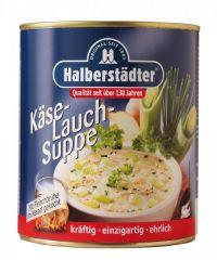 Halberstädter Käse Lauch Suppe