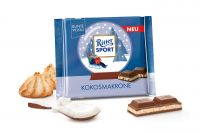 Ritter Sport Kokosmakrone, Best Before 03.07.21