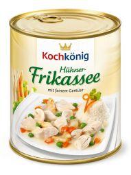 Kochkönig Hühner Frikassee, 800g tin