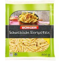 Bürger Frische Spätzle, Best Before Date 27.05.21