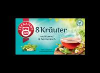 Teekanne 8 Kräuter