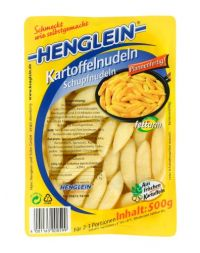 Henglein Schupfnudeln, BBD 02.06.21