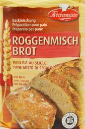 Küchenmeister Roggenmischbrot