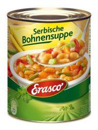 Erasco Serbische Bohnensuppe
