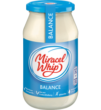 Miracel Whip Balance, Best Before 07.05.21