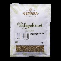 Gemara Bohnenkraut, gerebelt,8g bag
