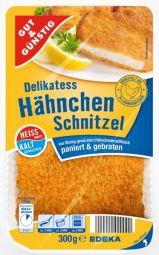 Hähnchen-Schnitzel