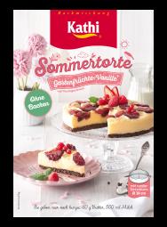 Kathi Sommertorte  Gartenfrüchte Vanille- without baking