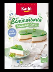 Kathi Sommertorte Waldmeister- without baking