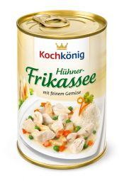Kochkönig Hühner Frikassee, 400g tin