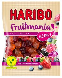 Haribo Fruitmania, Berry