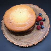 German Cheese Cake, from our bakery