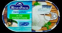 Rügenfisch Heringsfilets in Dill-Kräuter Creme