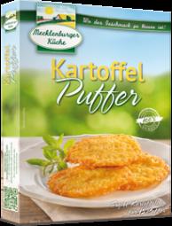 Mecklenburger Küche Kartoffelpuffer Mix