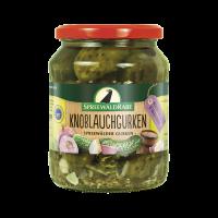 Spreewaldrabe Knoblauchgurken, big jar