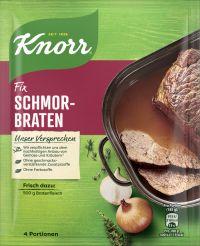 Knorr Fix Schmorbraten