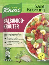 Knorr Salatkrönung Balsamico-Kräuter