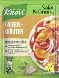 Knorr Salatkrönung Zwiebel-Kräuter