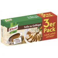 Knorr Sosse zu Geflügel, 3er Pack