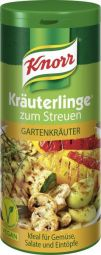 Knorr Kräuterlinge, Gartenkräuter