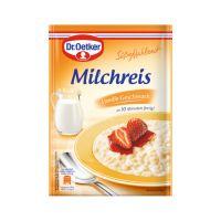 Dr. Oetker Milchreis, Vanille-Geschmack