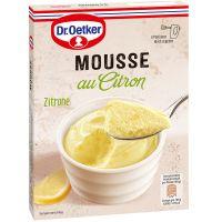 Dr.Oetker Mousse au Citron