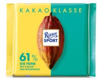 Ritter Sport 61% Die Feine Aus Nicaragua