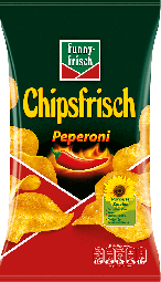 Funny Frisch Peperoni