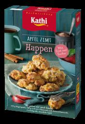 Kathi Apfel Zimt Happen