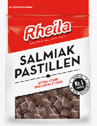 Rheila Salmiak Pastillen,90g bag
