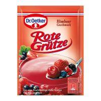 Dr. Oetker Rote Grütze Himbeer