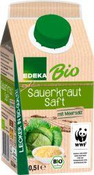 Edeka Sauerkraut Saft, 0.5L