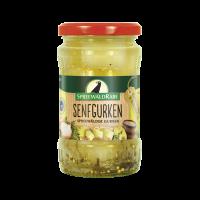 Spreewaldrabe Senfgurken, small jar